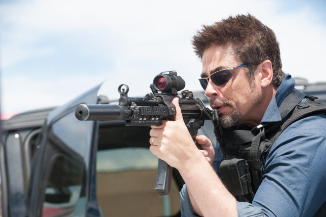 'Sicario': Mot tuyet tac dien anh hinh anh