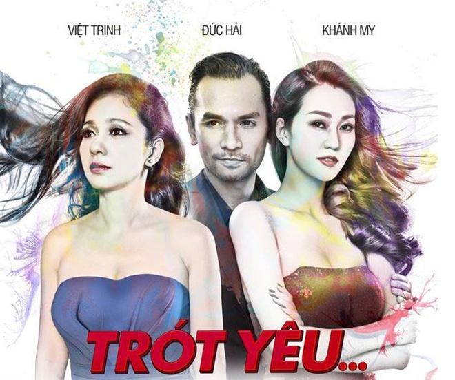 Loat phim bom tan, kinh di ra rap Viet trong thang 10 hinh anh 5 Trót yêu... khởi chiếu từ 16/10.