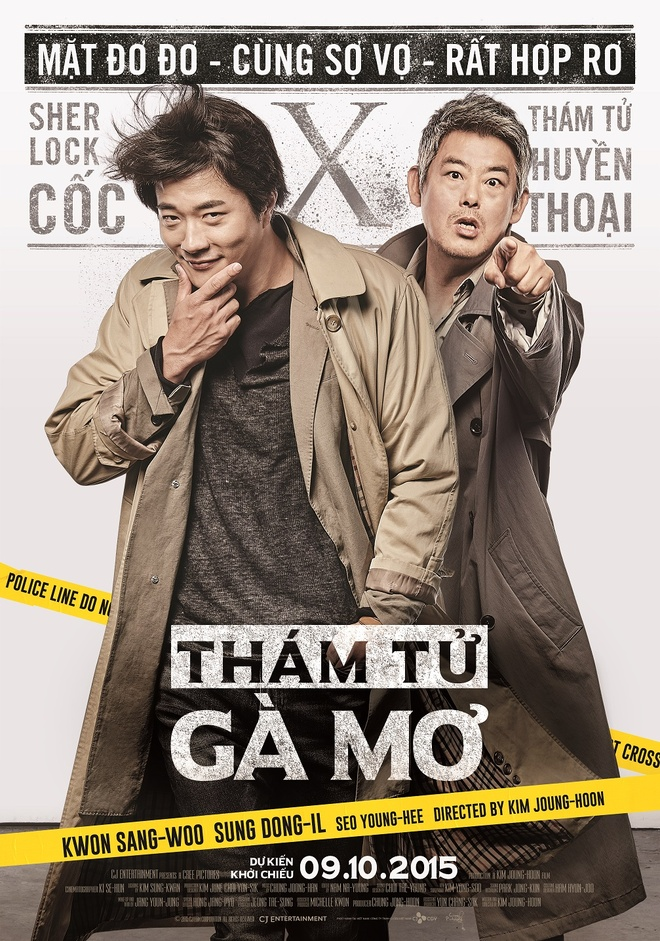 Loat phim bom tan, kinh di ra rap Viet trong thang 10 hinh anh 3
