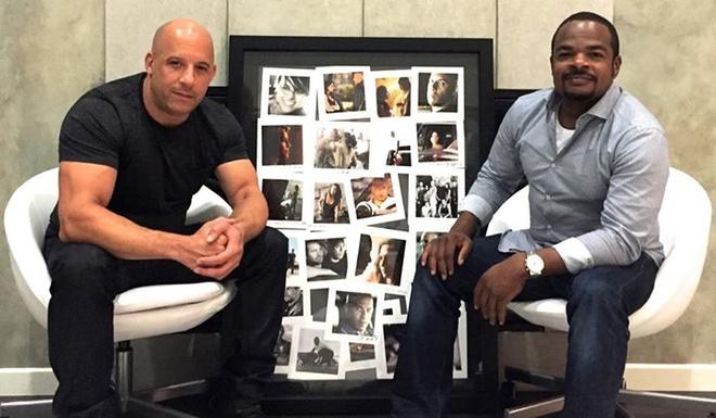 Vin Diesel tim thay dao dien cho 'Fast & Furious 8' hinh anh