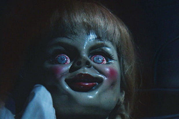 'Bup be ma am' Annabelle se co phan hai hinh anh