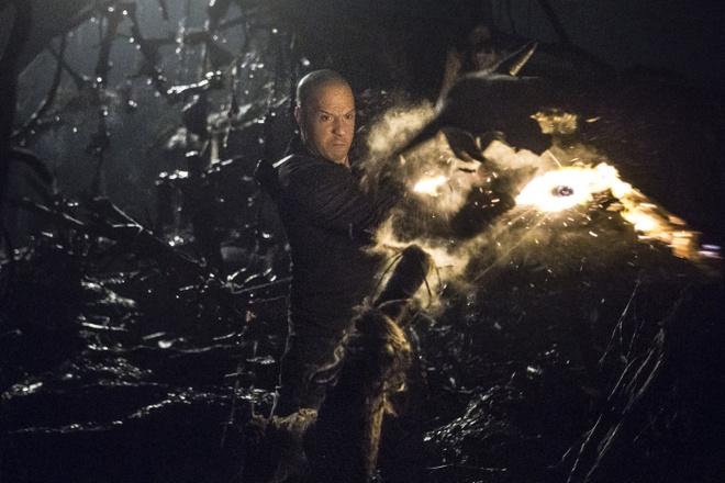 'Chien binh san phu thuy' cua Vin Diesel: Chua da hinh anh 3 Theo chính Diesel, vai diễn mới giúp anh nguôi ngoai phần nào trước cái chết của bạn diễn Paul Walker