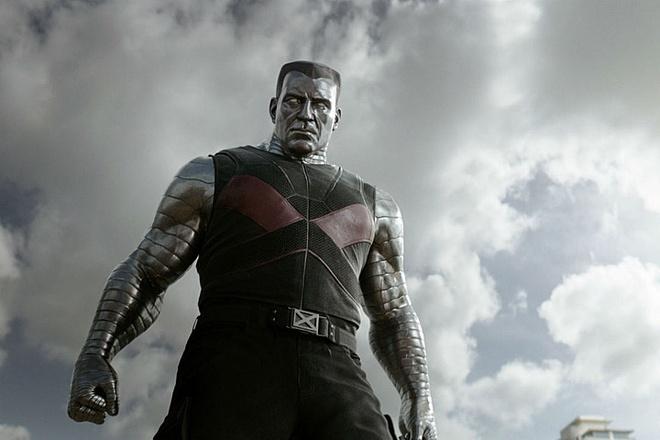 Di nhan Colossus duoc khai thac sau trong 'Deadpool' hinh anh