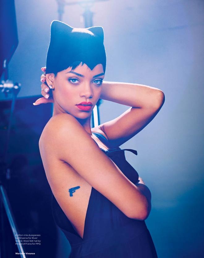 Rihanna tham gia bom tan khoa hoc vien tuong 'Valerian' hinh anh 1