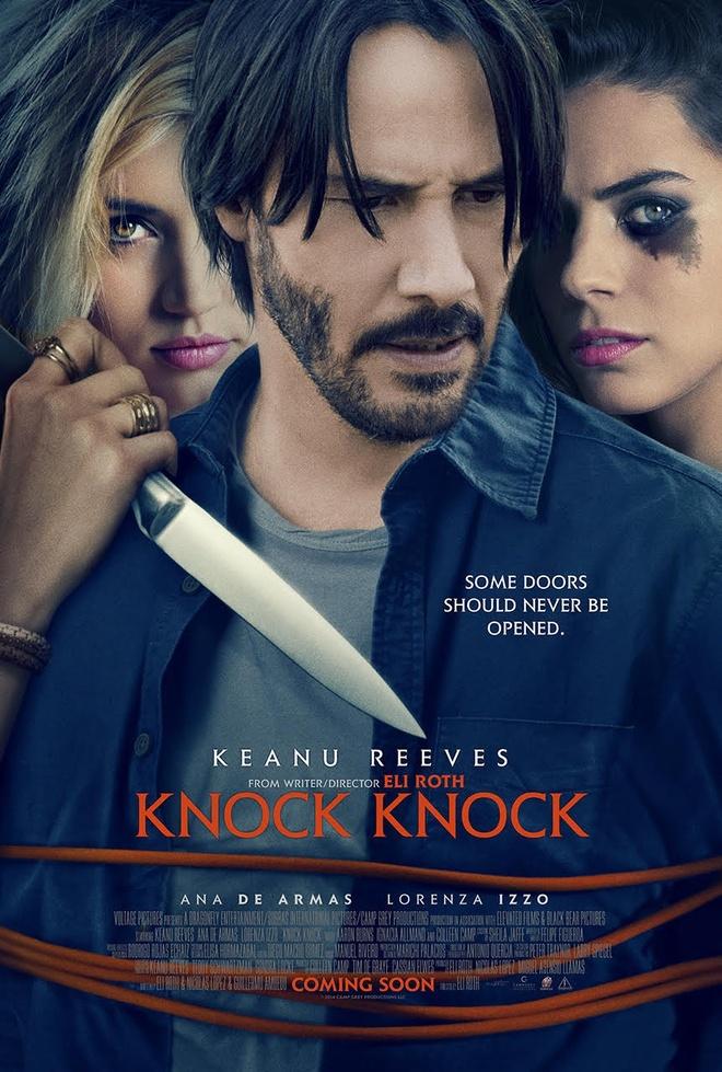 Knock Knock (Tiếng gõ cửa trong đêm)