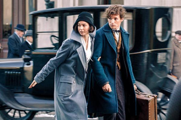 Phim tien truyen 'Harry Potter' tung loat hinh dau tien hinh anh