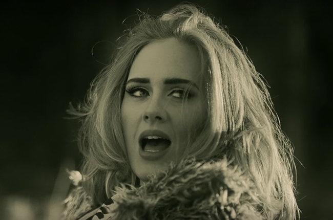 Adele tien thang len ngoi dau Billboard Hot 100 hinh anh