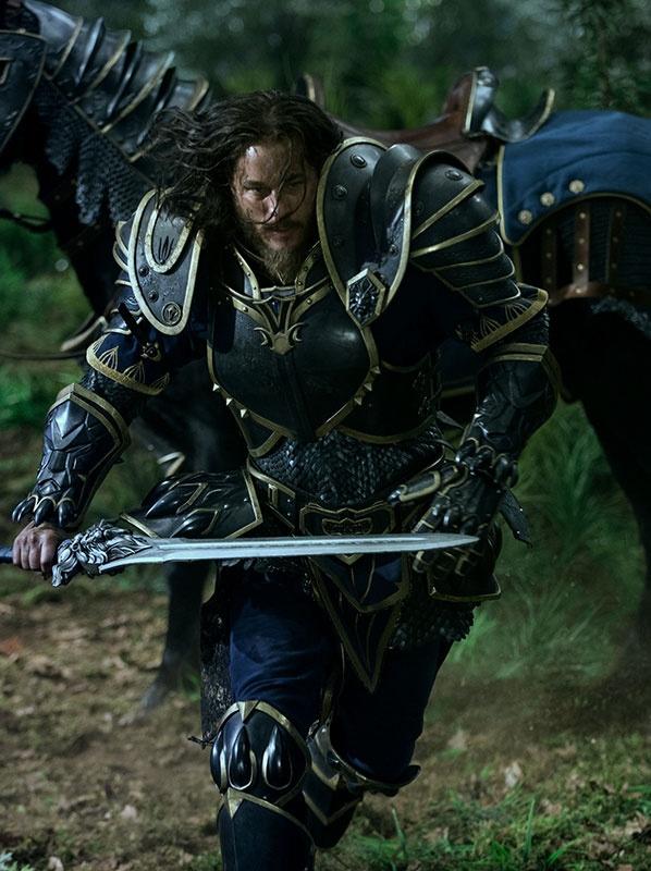 Bom tan 'Warcraft' tung trailer man nhan dai 2 phut hinh anh 1