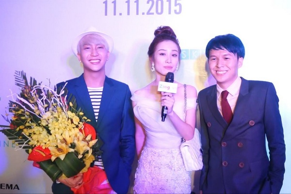 Be Tran - Jun Vu hao huc ra mat 'Ve duong cho yeu chay' hinh anh