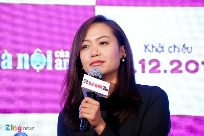 Khi Miu Le la... ba noi cua Ngo Kien Huy trong phim hinh anh 5