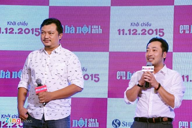 Khi Miu Le la... ba noi cua Ngo Kien Huy trong phim hinh anh 6