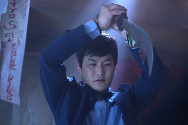 'Cam dia ma': Phim kinh di tru ta kieu Han Quoc hinh anh
