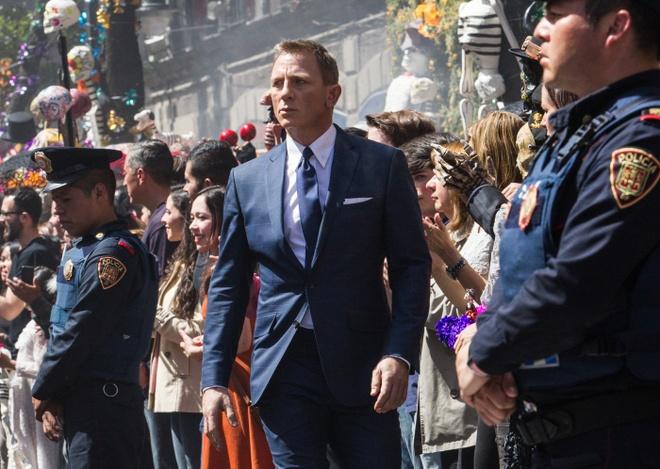 '007: Spectre' bao ve thanh cong ngoi dau phong ve Bac My hinh anh