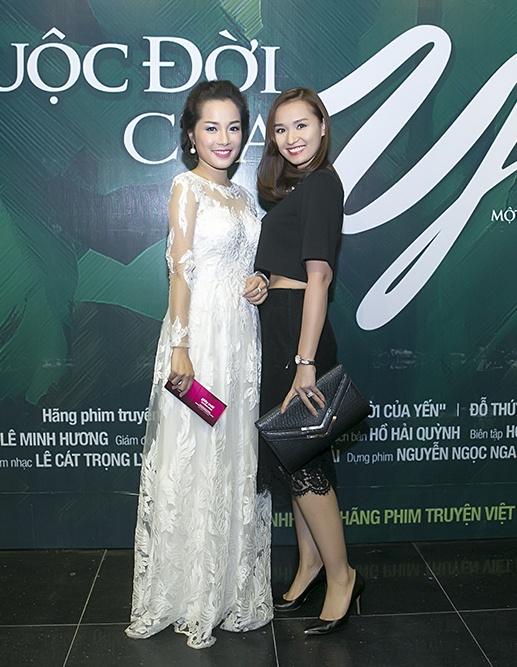 'Cuoc doi cua Yen' khai mac Lien hoan phim Viet Nam 2015 hinh anh 3