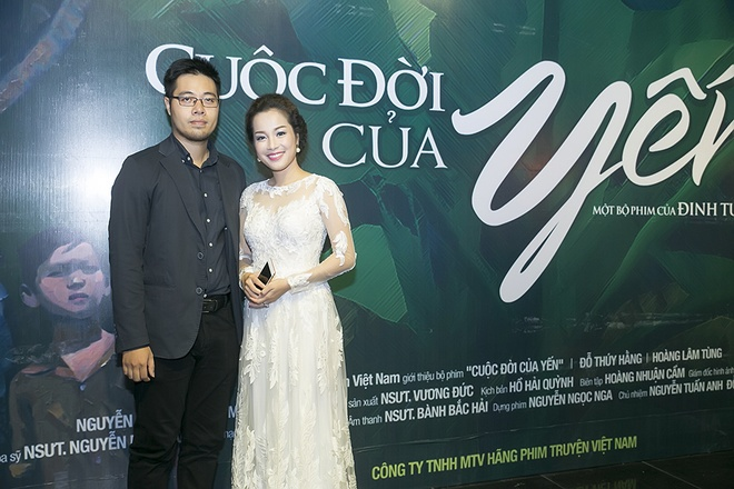 'Cuoc doi cua Yen' khai mac Lien hoan phim Viet Nam 2015 hinh anh 5