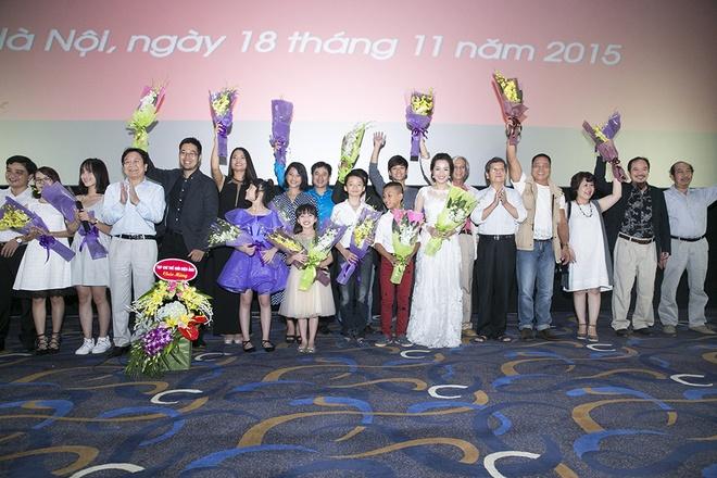 'Cuoc doi cua Yen' khai mac Lien hoan phim Viet Nam 2015 hinh anh 7