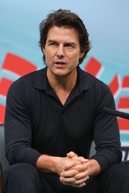 Universal muốn xây dựng thế giới phim quái vật bắt đầu với The Mummy cùng Tom Cruise.