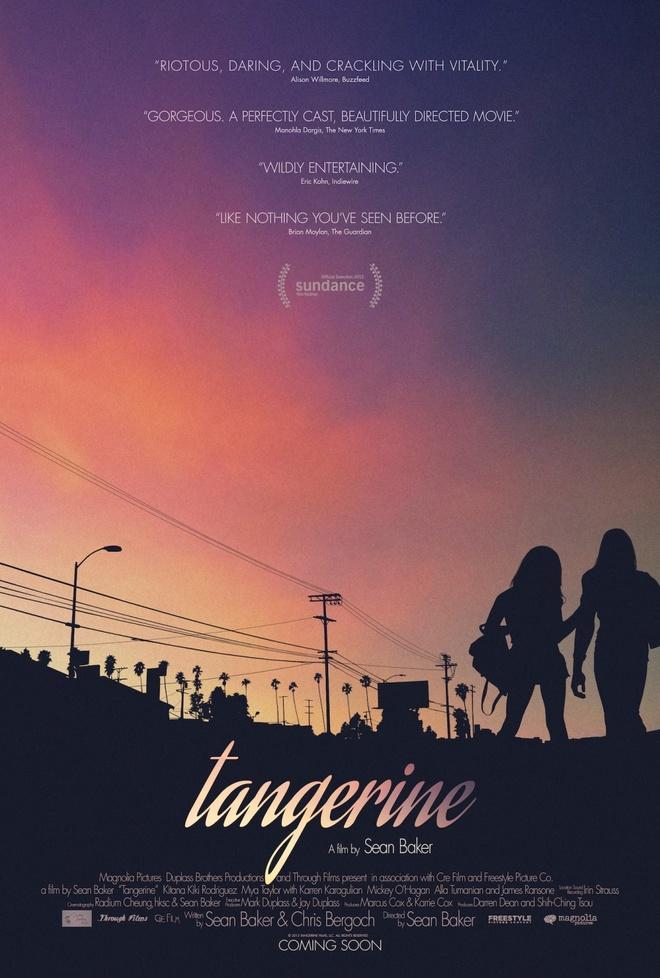 'Tangerine': Phim ve nguoi chuyen gioi quay bang dien thoai hinh anh 1