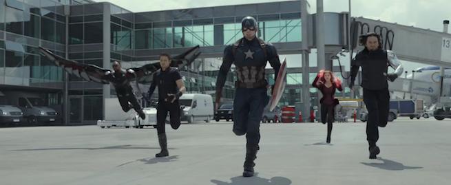5 khoanh khac kho quen tu trailer cua 'Captain America 3' hinh anh 3