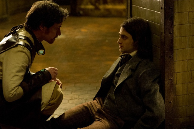 Phim quai vat 'Victor Frankenstein': Binh moi, ruou cu hinh anh 4