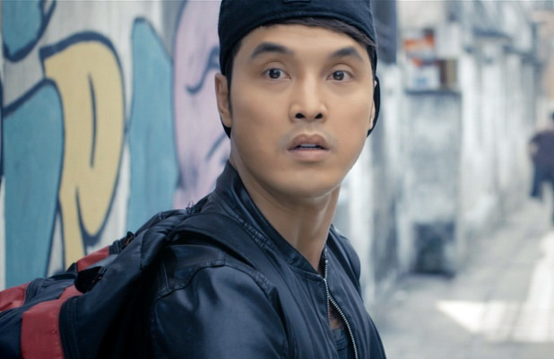 'Hung Ali': Khi Ung Hoang Phuc dong phim hanh dong hinh anh