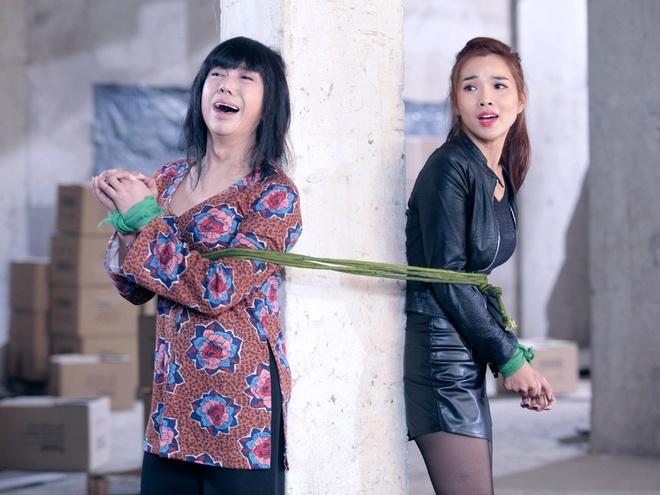 'Hung Ali': Khi Ung Hoang Phuc dong phim hanh dong hinh anh 3