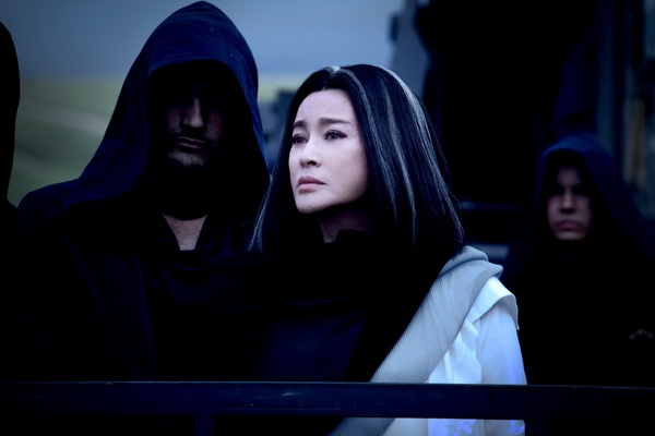 Luu Hieu Khanh sam vai ac trong phim dien anh 'Ma thoi den' hinh anh