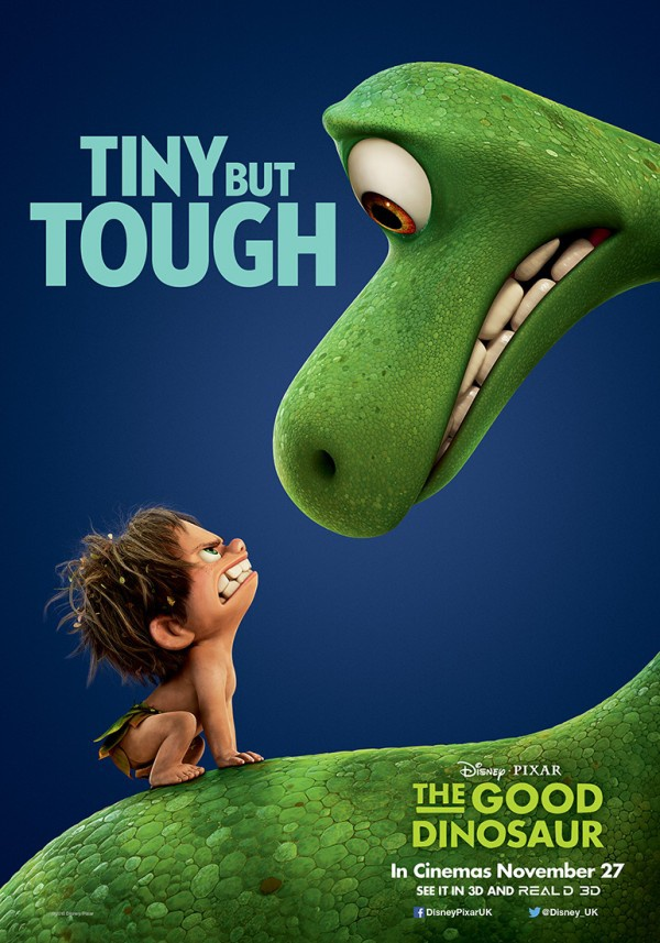 Pixar co the thua lo vi chu khung long tot bung Arlo hinh anh 1