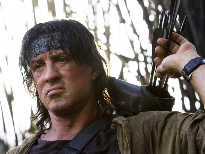 Sylvester Stallone rut khoi 'Rambo' phien ban truyen hinh hinh anh