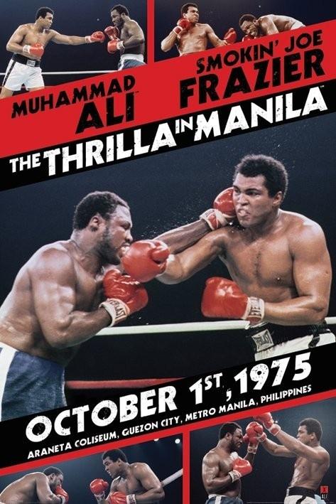 Dao dien Ly An tai hien tran dau quyen anh kinh dien hinh anh 1 Thrilla in Mania là một trong những sự kiện thể thao vĩ đại nhất mọi thời đại.