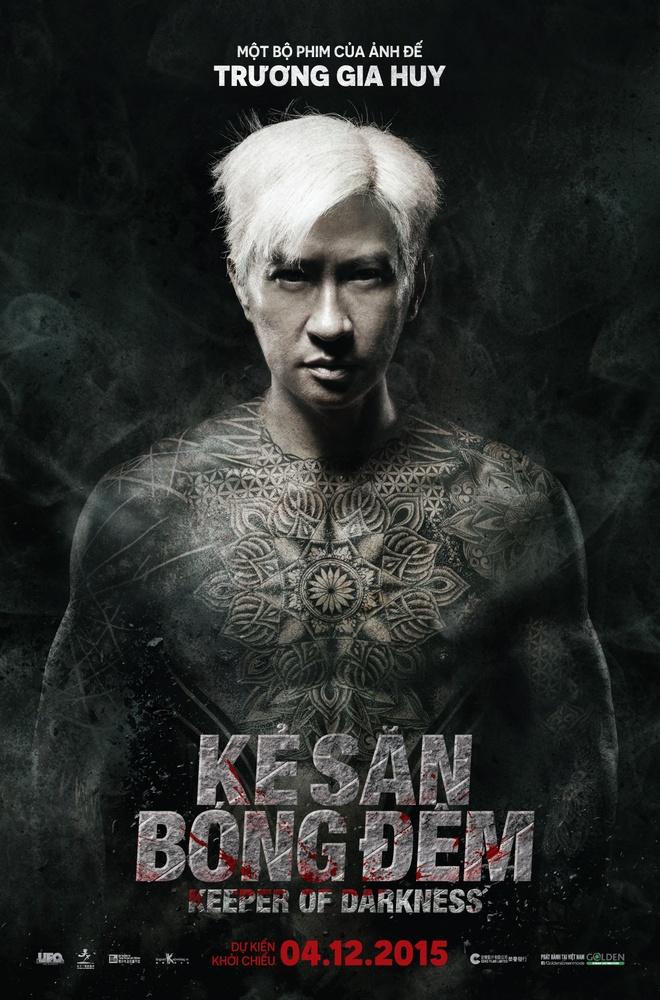 'Ke san bong dem': no luc moi cua Anh de Truong Gia Huy hinh anh 1