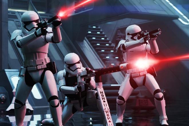 'Star Wars 7' nham nhe pha ky luc 'The gioi khung long' hinh anh