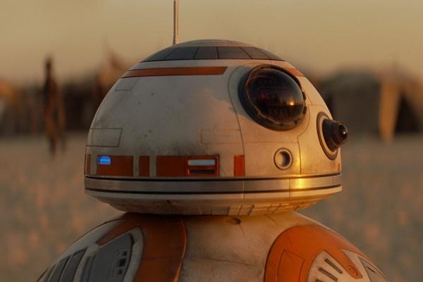 'Star Wars 7' du tinh thu hon 500 trieu USD sau ba ngay hinh anh