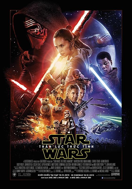 Giai ma con sot 'Star Wars 7' tren toan cau hinh anh 1