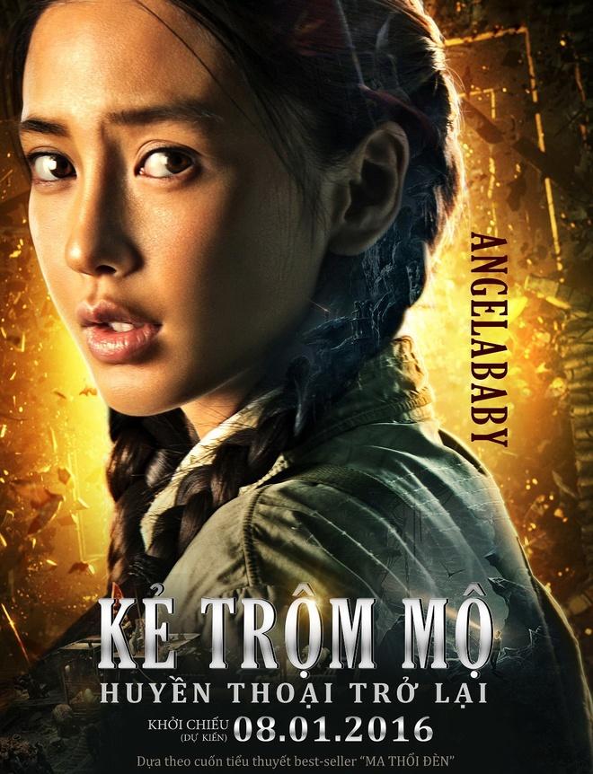 Phim dien anh 'Ma thoi den' khong co doi thu tai Trung Quoc hinh anh 1
