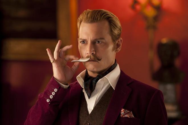 Johnny Depp la tai tu kem sinh loi nhat Hollywood 2015 hinh anh