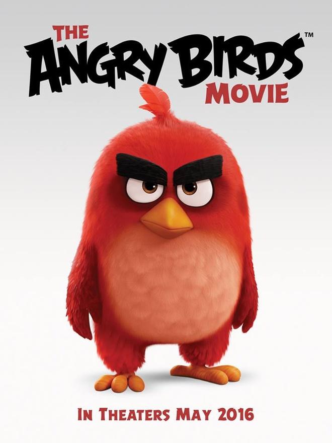 Blake Shelton long tieng cho lon trong phim 'Angry Birds' hinh anh 2