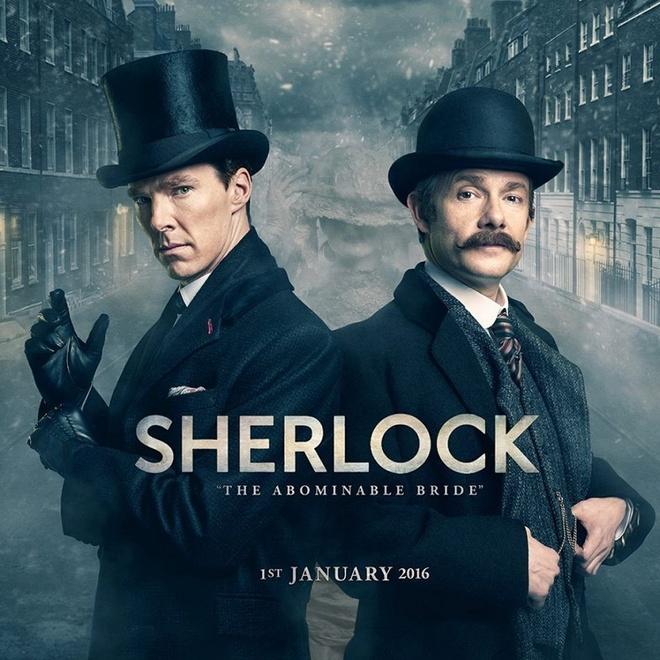 'Sherlock' tro thanh doi thu cua 'Star Wars' tai Trung Quoc hinh anh 1
