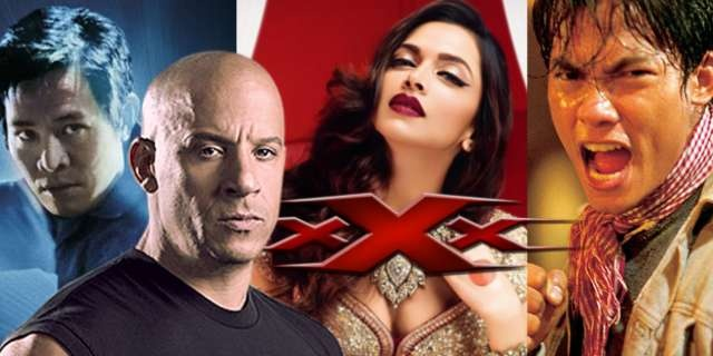 Ly Lien Kiet, Tony Jaa dong 'xXx 3' cung Vin Diesel hinh anh