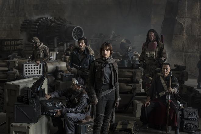 Phim 'Star Wars' tiep theo duoc nguoi My cho doi nhat 2016 hinh anh 1