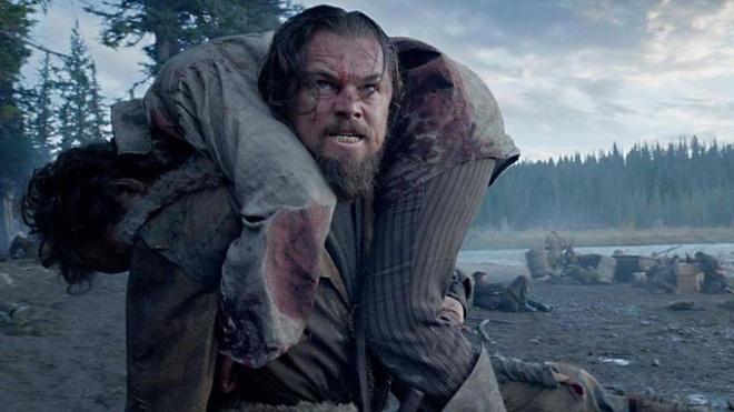 Phim cua Leonardo DiCaprio kho long ha be 'Star Wars 7' hinh anh