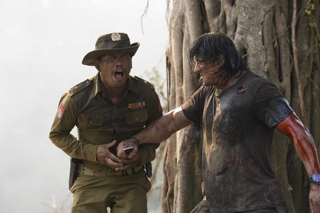 Sylvester Stallone gia tu loat phim 'Rambo' hinh anh 1