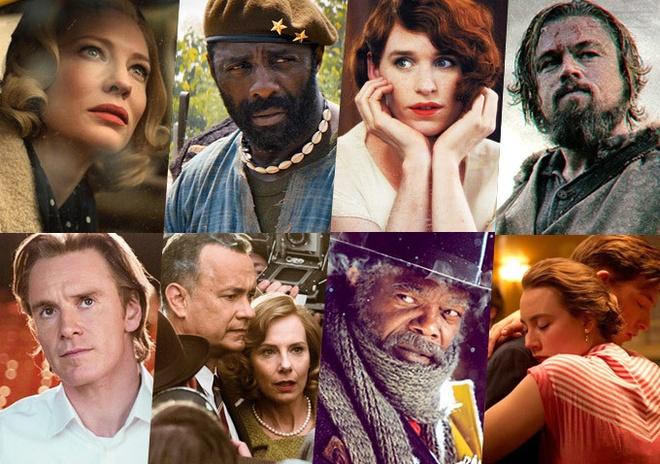 Oscar 2016: Duong dua kho luong hinh anh