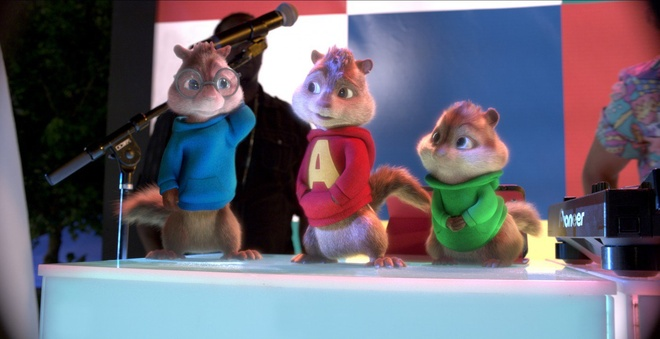 'Alvin and the Chipmunks 4': Am nhac cuu van noi dung hinh anh 2