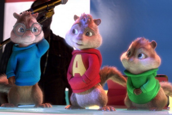 'Alvin and the Chipmunks 4': Am nhac cuu van noi dung hinh anh