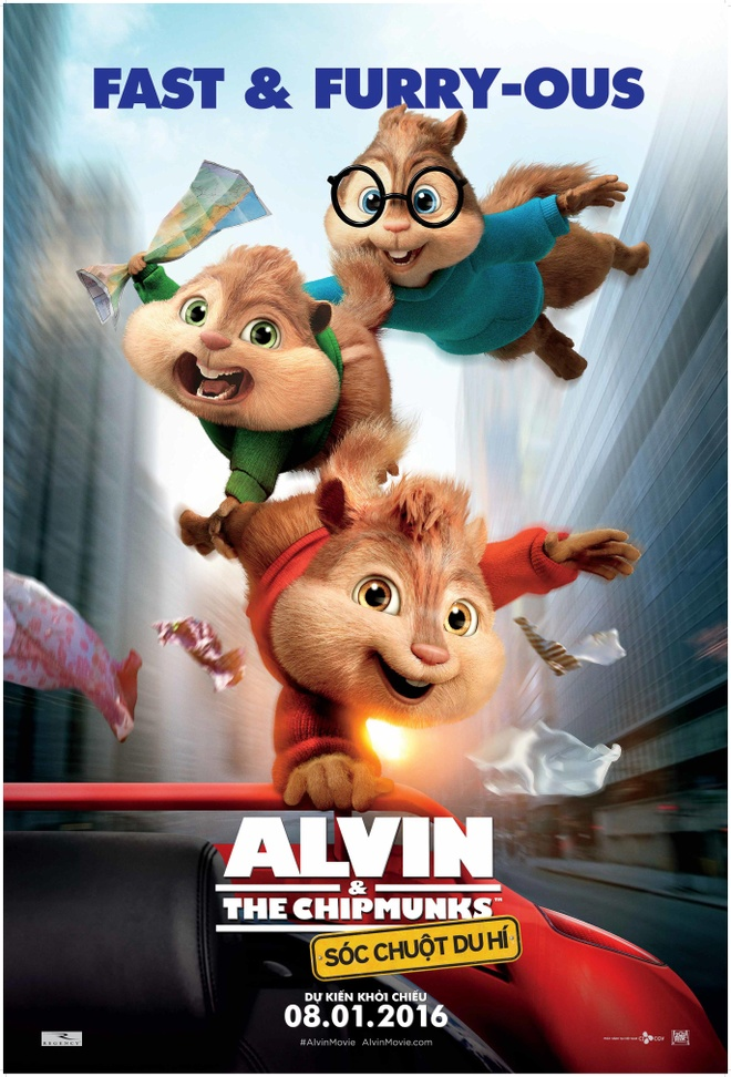 'Alvin and the Chipmunks 4': Am nhac cuu van noi dung hinh anh 1