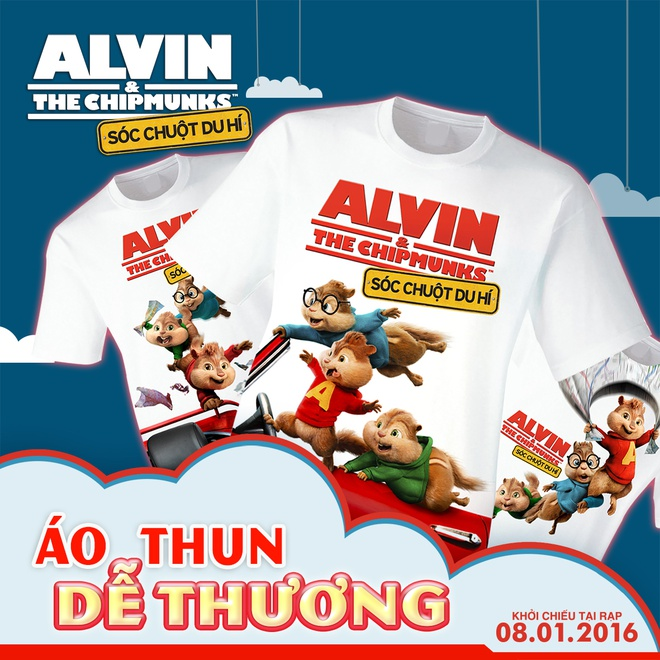'Alvin and the Chipmunks 4': Am nhac cuu van noi dung hinh anh 4