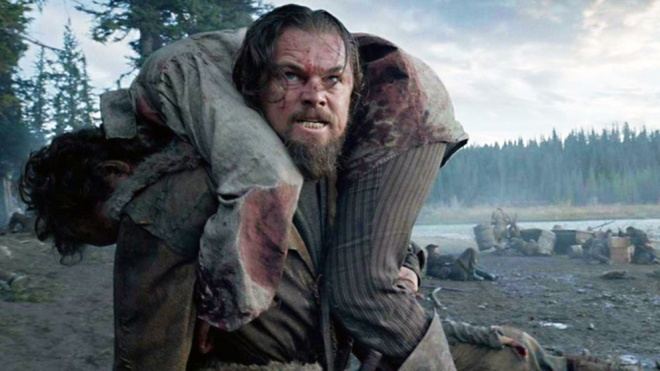 Phim cua Leonardo DiCaprio an khach nhat the gioi tuan qua hinh anh