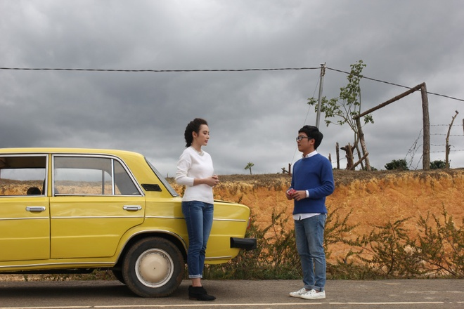 Truong Giang chon Angela Phuong Trinh cho chuyen tinh taxi hinh anh 2