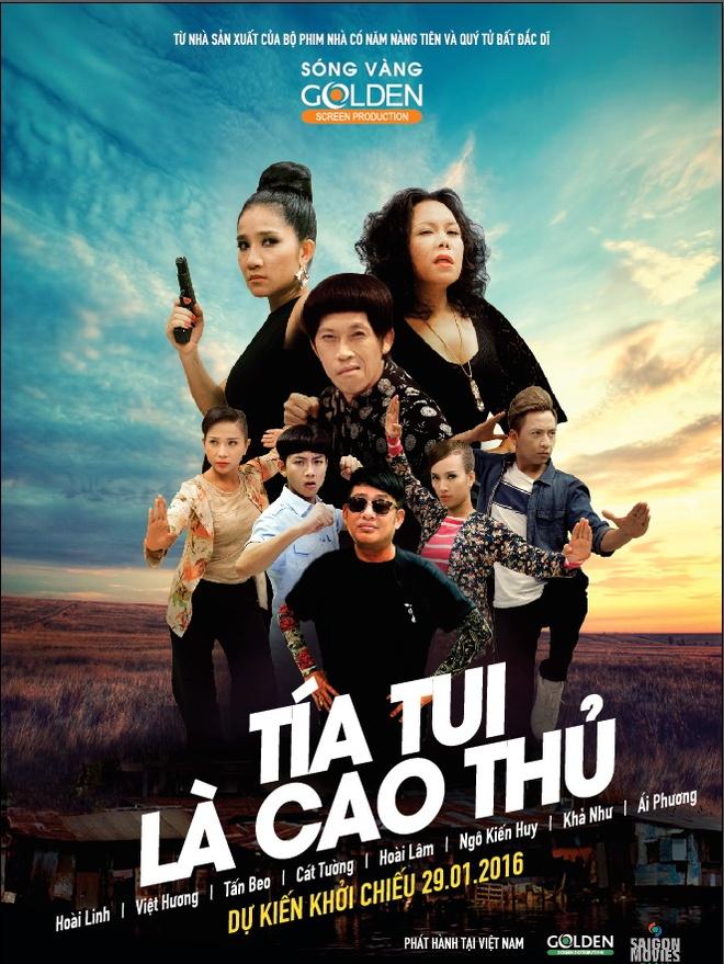 Phim cua Hoai Linh: Hai sach an tien trong dip Tet hinh anh 1
